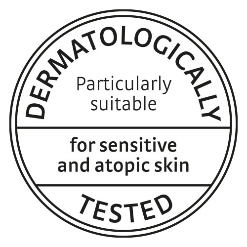 Dermatologically tested - Dermatologically tested